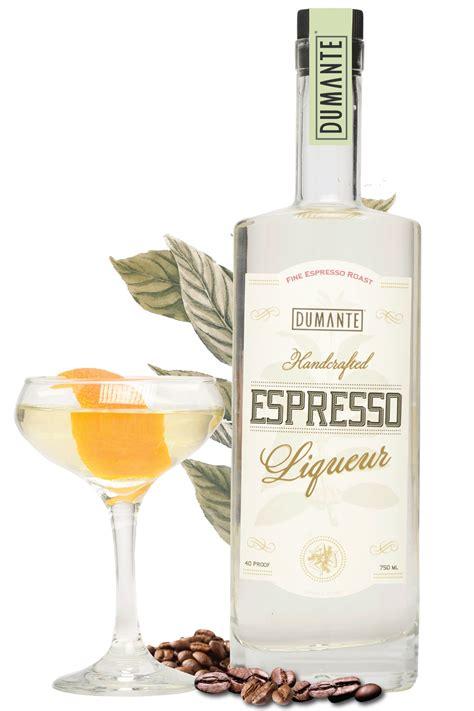 Handcrafted Espresso - about dumante handcrafted espresso liqueur dumante