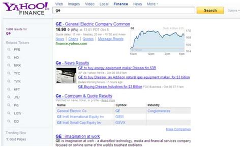 mail yahoo business yahoo adds new features to its finance and sports pages