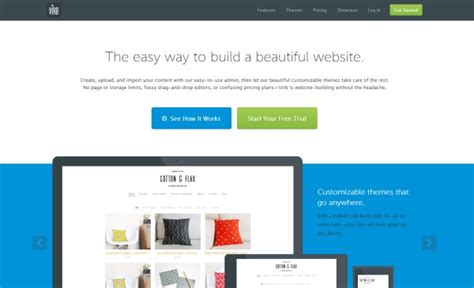 virb templates website builders a complete guide to your options