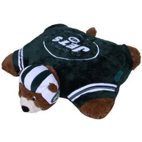 Jets Pillow Pet by The New York Jets Pillow Pet Pillow Pets Headquarters