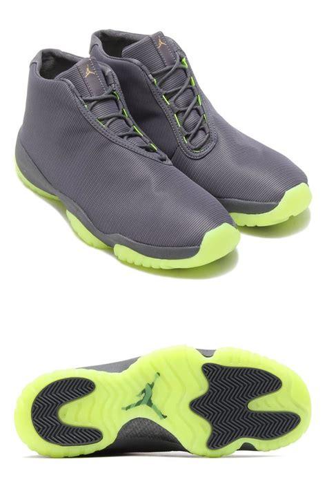 future jordans shoes preview air future grey volt eu kicks