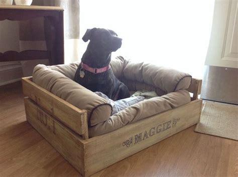 revger comment fabriquer un lit en bois pour chien