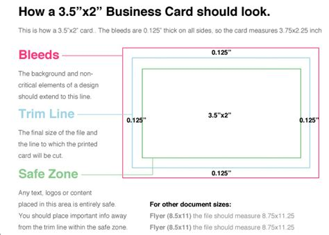 Biz Card Size Borders Template Free by 5 Tips For Creating A Stunning Business Card Design