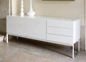 Credenza Buffet Sideboard Shine White Gloss Sideboard Sideboards Contemporary