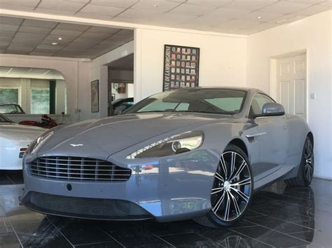 used aston martin for used china grey aston martin db9 for sale west sussex
