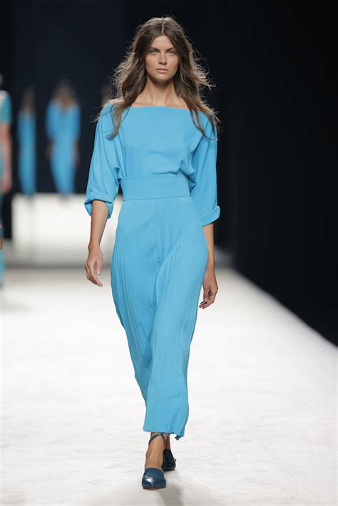 madrid fashion week  archives mujer chic