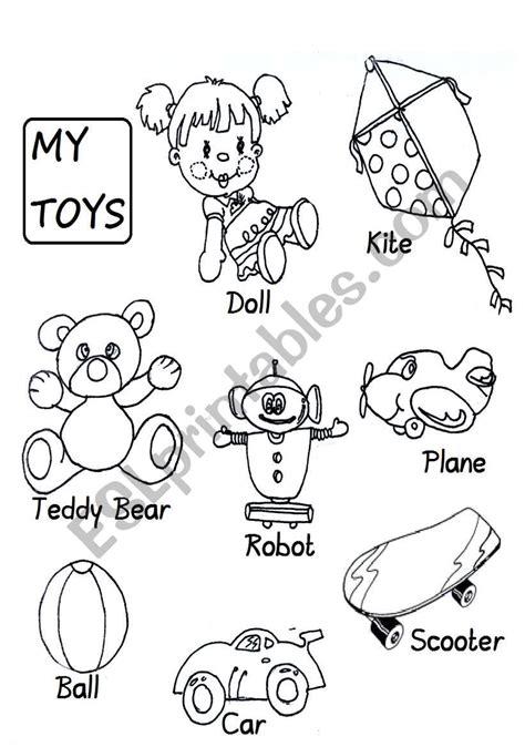 toys esl worksheet by aprilzoom
