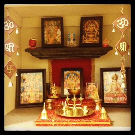 home mandir decoration ideas 1000 images about pooja room on pinterest