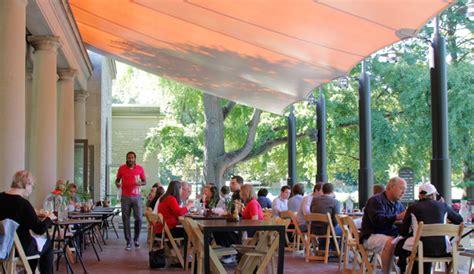 Cafe Flora Brunch Botanical Garden Cafe