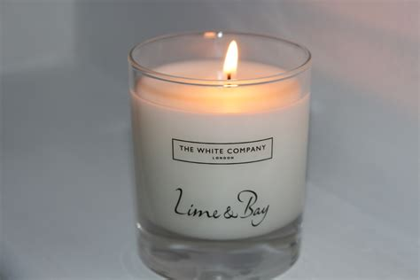 Whats New At Candle Bay by White Company Lime And Bay Candle Review Really Ree