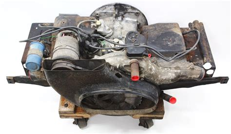 volkswagen squareback engine 1600cc engine motor long block 68 73 vw type 3