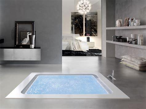 vasche da bagno quadrate vasca con doccia idromassaggio