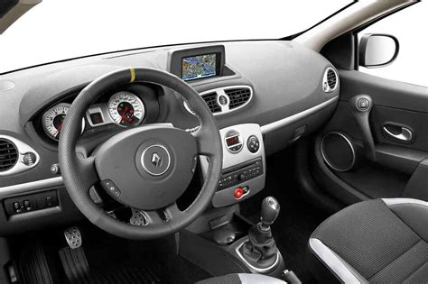 Up And Le Innen by Renault Clio Iii 2009 Interieur