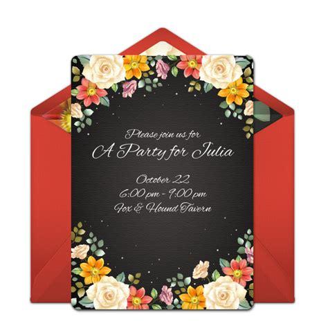 virtual party invitations southernsoulblog com