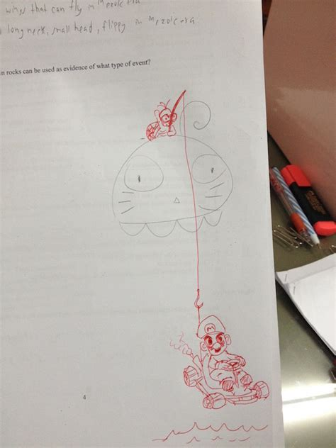 doodle homework science creative adds on to students doodles on homework