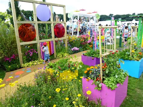 design house decor floral park a child s garden ideas from rhs tatton