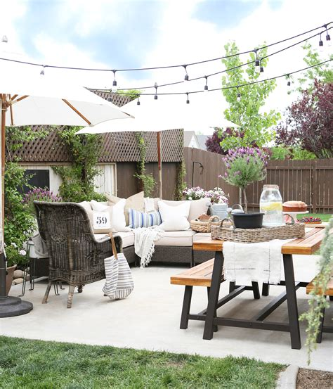 rebecca shinners country living shinners country living patio makeover ideas how to update