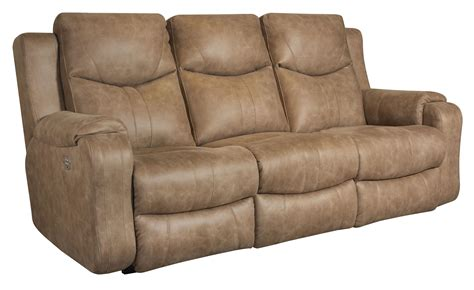southern motion sofa with power headrest southern motion marvel 881 61p reclining sofa with