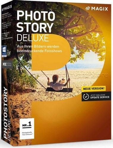 Photo Slideshow Maker Deluxe For Windows magix photostory deluxe 2017 free softlay