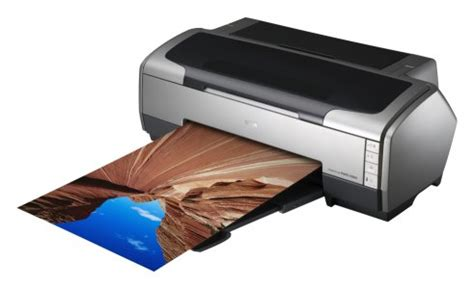 Printer Epson Stylus R1800 8 Color A3 epson stylus photo r1800 review trusted reviews
