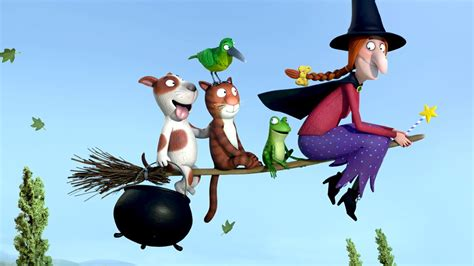 room on the broom one room on the broom