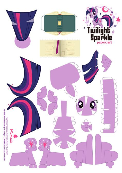 My Papercraft - 1000 images about my pony on my