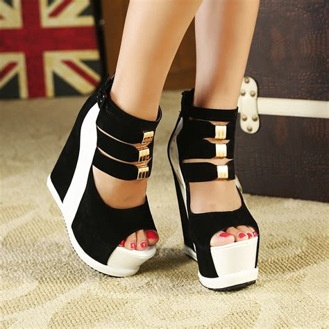 thick wedge heels fs heel