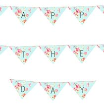 vintage bunting template all holidays free pretty things for you