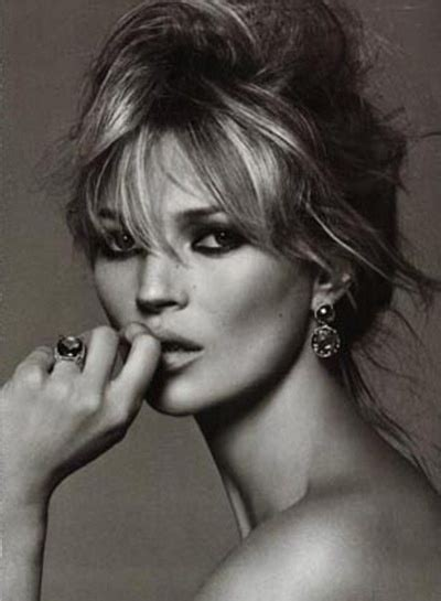 Kate Moss Gets Waxed by 1000 Images About On Models