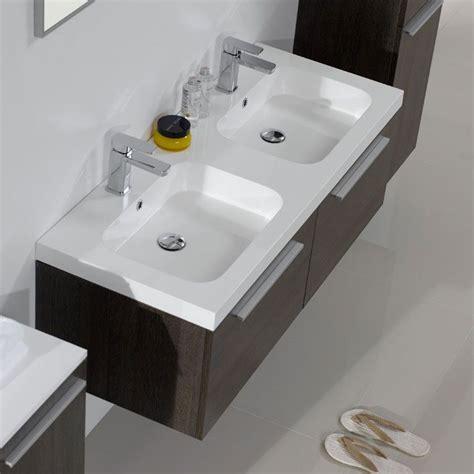 lavelli per bagno sospesi oltre 25 fantastiche idee su doppio lavabo su