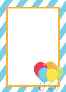 free birthday invitation template printable free printable birthday invitation templates