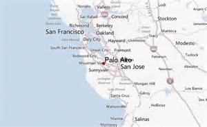 where is palo alto california on a map palo alto location guide