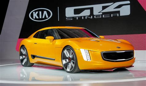 sports car kia there is now a kia sports car shocking photos and details