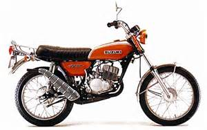1972 Suzuki Tc 125 Suzuki Ts125 Model History