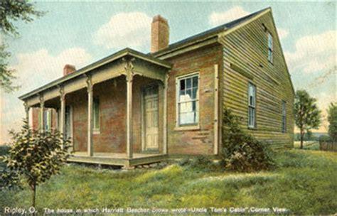 harriet beecher stowe house cincinnati hoffmann postcard collection cincinnati sights