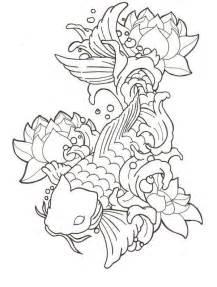 henna tattoo designs koi fish koi fish for my other calf to match the geisha