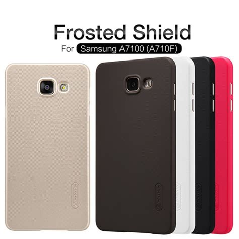 Nillkin Frosted Shield For Samsung A7100 A710f Emas Nillkin Frosted Shield For Samsung Galaxy A7