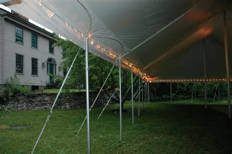 Outdoor Tent Lighting Tent Perimeter Lighting