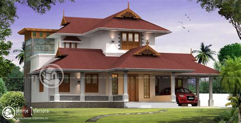 kerala home design double floor 2300 sq ft beatiful house design