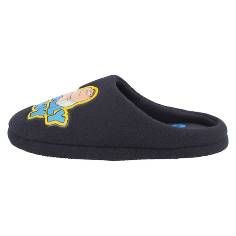 comedy slippers for mens family griffin comedy character