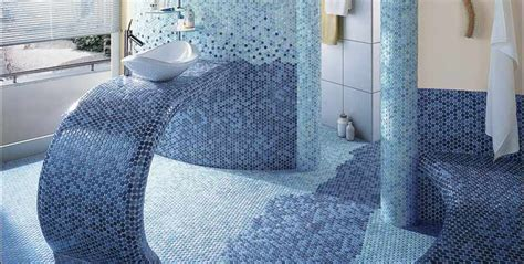 bd fürs bad blau dekor badezimmer