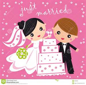 just married stock photography image 9622952