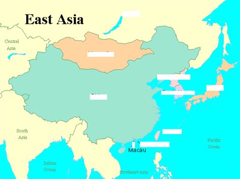 southeast asia map quiz east asia map quiz 28 images central asia map quiz