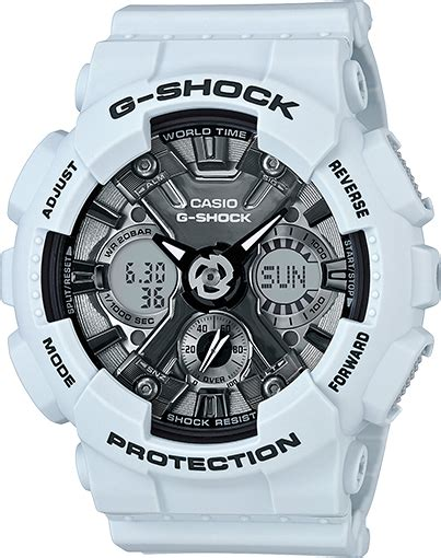 G Shock Ferrian Series gmas120mf 2a g shock s series womens watches casio g shock