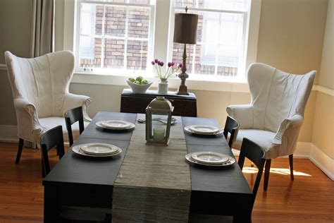 elegant dining table decor