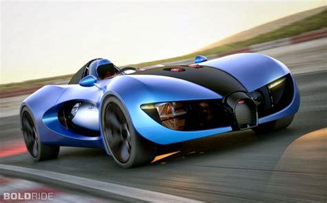 Bugatti Type Zero concept car of the future   Mycarzilla