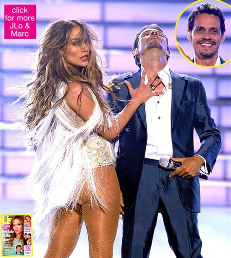 Trouble For Jlo And Marc by Marc Anthony S Split Was His