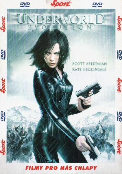 underworld film cz underworld ii evolution dvd pap 237 rov 253 obal dvd