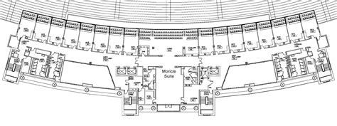 stadium floor plans mccreary tower at bb t field ljvm