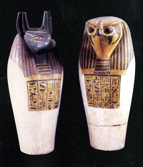 vasi canopi egiziani storiadigitale zanichelli linker percorso site